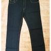 GLAM 704 กางเกงยีนส์ขายาว ขายกางเกง กางเกงคนอ้วน เสื้อผ้าคนอ้วน กางเกงขายาว กางเกงเอวใหญ่