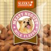 ขนมสุนัข SLEEKY มีทตี้นักเกต รสนม - ขนมหมาทุกสายพันธุ์
