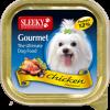 อาหารสุนัข SLEEKY Gourmet รสไก่ - อาหารหมาเล็ก