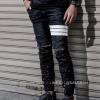STRETCH JEANS JOGGER PANTS | ขาจั๊มยีนส์ยืด YM610 W