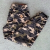 กางเกง JOGGER พรีเมี่ยม ริมแดง BIG ทหารน้ำตาล
