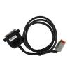 แบบส่งช้าSL010506 Buell Cable for MOTO 7000TW Universal Motorcycle Scan Tool
