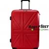 กระเป๋าเดินทางสีแดง รหัส 1153 ขนาด 20 นิ้ว