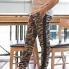 กางเกงขายาว พรีเมี่ยม ผ้า วอร์ม รหัส WT681 TAX Panther B เสือดำ