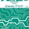 หนังสือคู่มือซ่อมรถ วงจรไฟฟ้า Wiring Diagram Honda CIVIC ferio