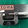 ไมโครวัดนอก ยี่ห้อ TOWA ขนาด 25-50 mm.(0.01mm.)
