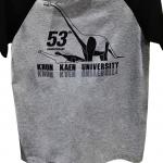 เสื้อยืด 53 ปี ไดโน size XL