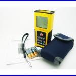 เครื่องมือวัดระยะ เลเซอร์วัดระยะดิจิตอล มิเตอร์วัดระยะดิจิตอล Laser Distance Meter Measurer PD-58 Hand-held 80เมตร
