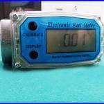 """มิเตอร์วัดปริมาณการไหลของน้ำ น้ำมัน 20-120 ลิตรต่อนาที กับขนาดท่อเส้นผ่าศูนย์กลาง 1"""" Diesel Fuel Flow Meter"""