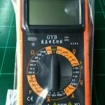 มัลติมิเตอร์ดิจิตอล CY-9205N