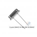 Crystal 20MHZ HC-49S 20M 20.00MHZ