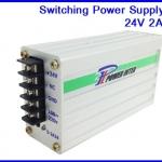 สวิทชิ่งเพาเวอร์ซัพพลาย Switching Power supply 24V 2A 60W