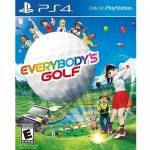 PS4: Everybody's Golf (Z3) [ส่งฟรี EMS]