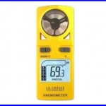 เครื่องวัดความเร็วลม เครื่องวัดลม มิเตอร์วัดความเร็วลม LaCrosse handheld Anemometer EA-3010 Wind Speed Meter (From USA)