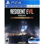 PS4: Resident Evil 7 Gold Edition (Z3) [ส่งฟรี EMS]