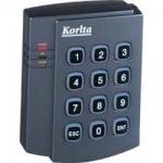 เครื่องทาบบัตร คีย์การ์ด ควบคุมประตู S203 พร้อม Access Control System