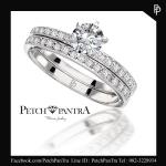 ไอเดีย เลือกซื้อ แหวนเพชรcz โดยการแยก การฝังเพชรแบบต่างๆ