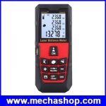 ตลับเมตรเลเซอร์วัดระยะ 60m Laser distance meter handheld Rangefinder Digital Tape measuring laser