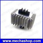 ควบคุมความเร็วมอเตอร์ ดิมเมอร์ไฟฟ้า ดิมเมอร์หลอดไฟ ดิมเมอร์ฮีตเตอร์ High Power Electronic Voltage Regulator Switch 5000W AC 220V SCR Dimming