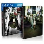 PS4: Yakuza Kiwami - Steelbook Edition (Z All) [ส่งฟรี EMS]