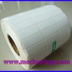 สติกเกอร์ บาร์โค้ด Label Paper 30mmX10mmX10000pcs (จำนวน10000ดวง)