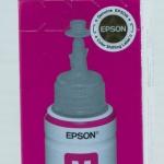 Epson หมึกเติม L-Series สีดำ รุ่น T6641 (Magenta)