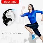 หูฟัง Bluetooth / เครื่องเล่น mp3 รุ่น Trasz Q10