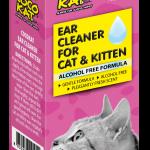 แนะนำสินค้าใหม่ : CocoKat Ear Cleaner โลชั่นทำความสะอาดหูแมว