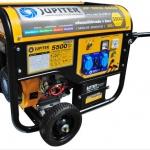 เครื่องปั่นไฟ JUPITER 5KW. JP-GEN-6600