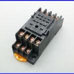 ซ็อกเก็ตรีเลย์ ซ็อกเก็ตสำหรับรีเลย์ Relay Socket PYF14A for MY4NJ
