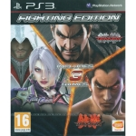 PS3: Fighting Edition (Z2) [ส่งฟรี EMS]