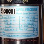 ปั๊มบาดาล ซับเมอร์ส 1.5 แรง BONCHI