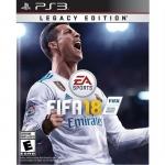 PS3: FIFA 18 - Legacy Edition (Z3) [ส่งฟรี EMS]
