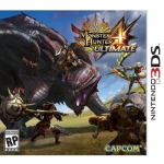 3DS: Monster Hunter 4 Ultimate (US) [ส่งฟรี EMS]