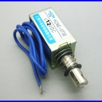 โซลินอยด์ล็อค HCNE1-0730 12VDC Open Frame Solenoid Electromagnet
