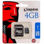 Kingston Micro SD 4 GB