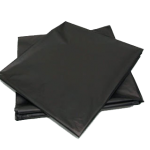 ถุงขยะพลาสติกสีดำ แพค 1 กก.