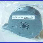 สติกเกอร์ พิมพ์ติดสายไฟ สำหรับเครื่องพิมพ์ปลอกสายไฟ เครื่องมาร์คปลอกสายไฟSticker Label Type: LS-12S,LS-12Y,LS-12W for PVC Tube Printer