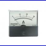 Panel Meter มิเตอร์ติดแผงหน้าปัทม์ 7203 DC30A
