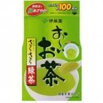 *หมดค่ะ*Itoen Green Tea 80g ชาเขียวผงญี่ปุ่น ชงได้ 100 แก้ว ชงน้ำร้อนและเย็น ผลิตจากใบชาญี่ปุ่นชั้นดี ดีต่อสุขภาพอุดมไปด้วยสารต้านอนุมูลอิสระค่ะ