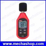 เครื่องวัดเสียง เครื่องวัดความดังเสียง มิเตอร์วัดเสียง มิเตอร์วัดความดัง UNI-T UT353 Mini Digital Sound Level Meters 30-130dB Instrumentation Noise Decibel