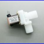 """โซลินอยด์วาล์วน้ำ โซลินอยด์ไฟฟ้าปิดเปิดน้ำ AC 220V Electric Solenoid Valve Magnetic N/C Water Air Inlet Flow Switch 1/2"""" 4หุน"""
