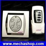 Wireless Remote รีโมทสวิทซ์ปิดเปิด ควบคุม ปิด เปิด เครื่องใช้ไฟฟ้า สวิทท์ไฟต่างๆ 4ช่อง