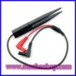 เครื่องมือวัดไฟฟ้า ดิจิตอลมัลติมิเตอร์ SMD Test Meter Probe multimeter Tweezer capacitor