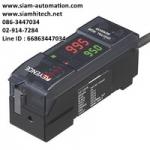 Photoelectric Sensor จับสี ยี่ห้อ Keyence รุ่น CZ-V21 (New)
