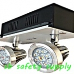 รีโมทแลมป์ หลอดไฟ LED CE130, CE230, CE309 (Remote Lamp For Emergency Light Max Bright Central Unit Series)