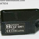 Omron E3Z-D61 Photoelectric Sensor