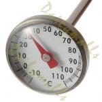เครื่องวัดอุณหภูมิ ในอาหาร (-10 ถึง 100 องศาเซลเซียส)
