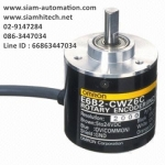 Rotary Encoders ยี่ห้อ Omron รุ่น E6B2-CWZ6C 600P/R (New)