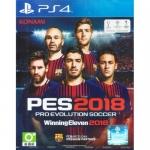 PS4: Winning Eleven 2018 [PES2018] (Z3) [ส่งฟรี EMS]